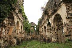 Abadía de San Francescu en la isla de Córcega, Francia Foto de archivo