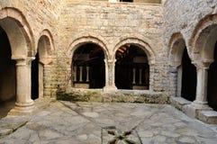 Abadía 2 de San Fruttuoso Imagen de archivo libre de regalías