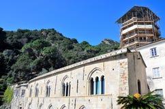 Abadía de San Fruttuoso Imagenes de archivo