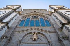 Abadía de San Martino al Cimino. Lazio. Italia. Fotografía de archivo