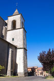 Abadía de San Martino al Cimino. Lazio. Italia. Imagenes de archivo