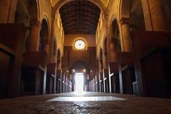 Abadía de San Mercuriale, Forlì Imagen de archivo libre de regalías