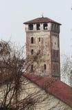 Abadía de San Nazzaro e Celso Imágenes de archivo libres de regalías