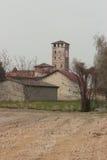 Abadía de San Nazzaro e Celso Imagenes de archivo