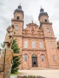 Abadía de San Pedro del bosque negro Imagenes de archivo