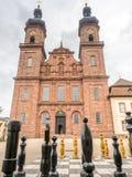 Abadía de San Pedro del bosque negro Fotografía de archivo libre de regalías