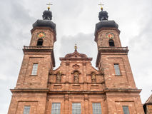 Abadía de San Pedro del bosque negro Foto de archivo libre de regalías