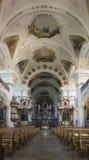 Abadía de San Pedro en el bosque negro Foto de archivo libre de regalías