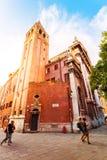 Abadía de San Vidal en Venecia Italia Imagenes de archivo