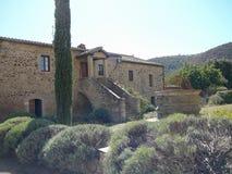 Abadía de Sant Antimo en Montalcino Fotografía de archivo libre de regalías