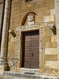 Abadía de Sant Antimo en Montalcino Fotografía de archivo