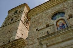 Abadía de Santa María de Casalpiano Foto de archivo libre de regalías