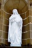 Abadía de Santa María de Montserrat Foto de archivo libre de regalías