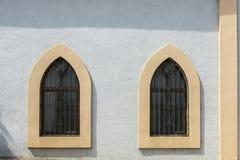 Abadía de Santa Maria de Viaceli en Cobreces, España Foto de archivo