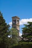 Abadía de Scala del della de Madonna. Noci. Puglia. Italia. Imagen de archivo libre de regalías