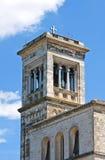 Abadía de Scala del della de Madonna. Noci. Puglia. Italia. Fotografía de archivo