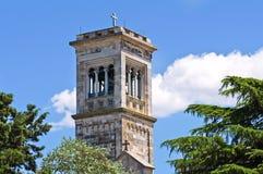 Abadía de Scala del della de Madonna. Noci. Puglia. Italia. Imagen de archivo