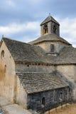 Abadía de Senanque Imagenes de archivo
