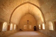 Abadía de Senanque Imagen de archivo