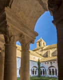 Abadía de Senanque Fotos de archivo libres de regalías