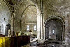 Abadía de Senanque Foto de archivo