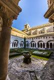 Abadía de Senenque Fotos de archivo libres de regalías