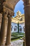 Abadía de Senenque Fotos de archivo