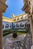 Abadía de Senenque Fotografía de archivo