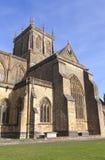 Abadía de Sherborne Imagen de archivo libre de regalías