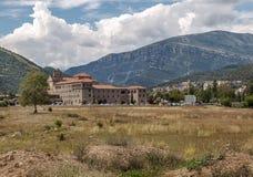 Abadía de Sieste Fotos de archivo
