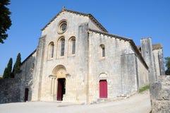 Abadía de Silvacane Imagen de archivo libre de regalías