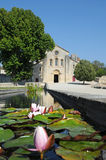 Abadía de Silvacane Imágenes de archivo libres de regalías