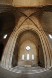 Abadía de Silvacane Foto de archivo libre de regalías