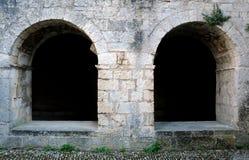 Abadía de Silvacane Fotos de archivo libres de regalías