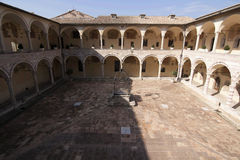 Abadía de St. Francisco Imagen de archivo libre de regalías