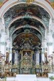 Abadía de St Gallen en Suiza Foto de archivo libre de regalías