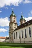 Abadía de St Gallen, Suiza Imágenes de archivo libres de regalías