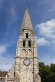 Abadía de St Germain, Auxerre Fotos de archivo
