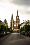 Abadía de St-Jean-DES Vignes, Soissons, Francia Fotos de archivo libres de regalías