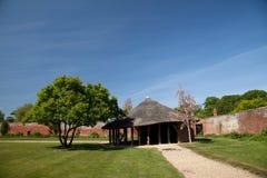 Abadía de Stoneleigh Fotografía de archivo