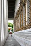 Abadía de Tailandia Foto de archivo libre de regalías