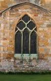Abadía de Tewkesbury, Inglaterra, detalle arquitectónico Imágenes de archivo libres de regalías