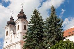 Abadía de Tihany Imagen de archivo