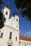 Abadía de Tihany Foto de archivo