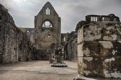 Abadía de Tintern Imagen de archivo libre de regalías