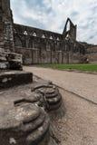 Abadía de Tintern Imágenes de archivo libres de regalías