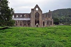Abadía de Tintern Imagenes de archivo