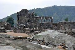 Abadía de Tintern Fotografía de archivo libre de regalías