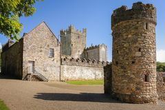 Abadía de Tintern condado Wexford irlanda Foto de archivo libre de regalías