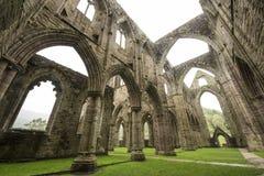 Abadía de Tintern, País de Gales Imágenes de archivo libres de regalías